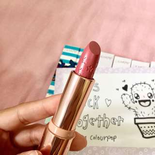 "New ColourPop ""Money Side Up"" Lipstick (Made in US)"
