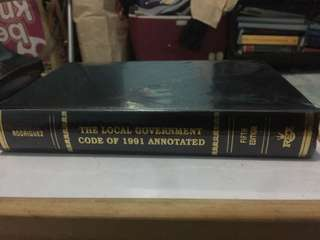 Local Government Code