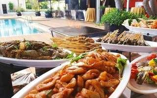 (Mon - Thu) Dinner Buffet for 1 Adult