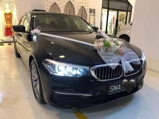 BMW Wedding Car Latest Model