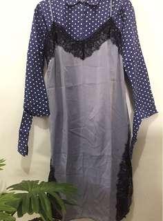 H&M Slit Dress