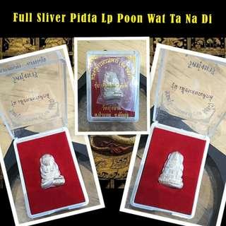 Lp Phoon Wat Ta Na Di Full Sliver pidta