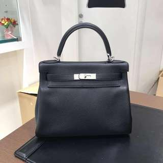Hermes kelly 28 x stamp