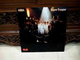 Lp...Vinyl...Abba - Super Trouper
