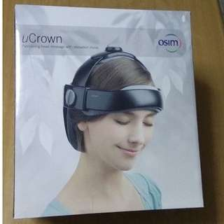 uCrown pampering head massage with relaxation music