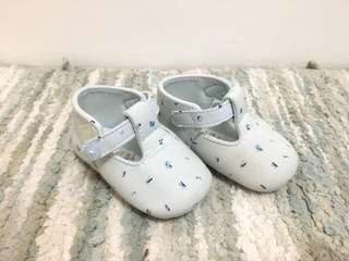 Mamas and Papas Baby Blue Soft Shoes (Preloved)
