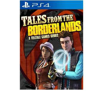 Tales From The Borderlands (Telltale Games Series)