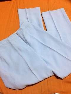 Pastel Blue HW Trousers