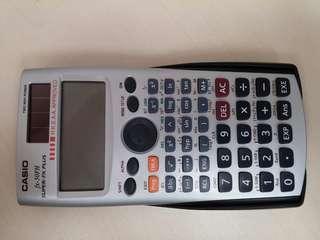 fx-50FH 計算機 calculator