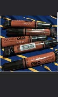 Cheapest L.A pro concealer. Orange corrector. $7 mailed.