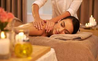 90-Minute Full Body Deep Tissue Massage for 1 Person (2 Sessions)
