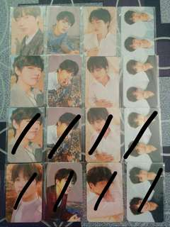 [READY STOCKS] BTS Love Yourself 'Tear' Duplicate/Unofficial Photocards