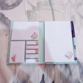 Sticky Notes Memo Folder