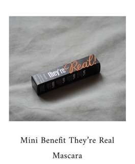 They're Real Mascara (Mini)
