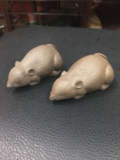 紫砂-錢鼠