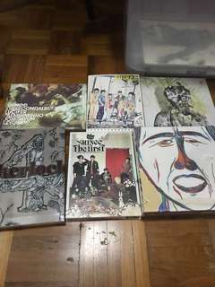 Selling SHINee albums