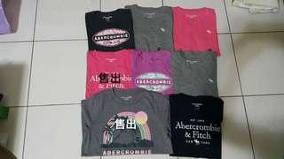 🚚 A&F短袖T恤kid(價格含運)多件優惠