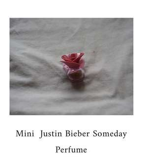 Justin Bieber Someday Mini