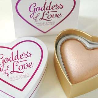 Makeup Revolution Golden Goddess Highlighter