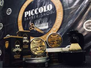 Straightway Pomade