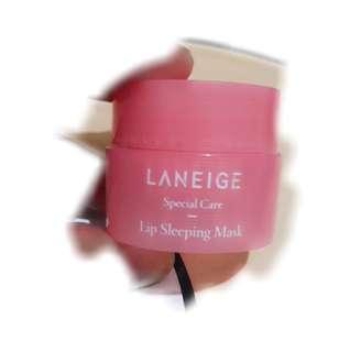 Trial Kit Lip Sleeping Mask Laneige
