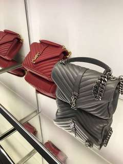 歐洲代購連線中 YSL 女裝手袋 預訂