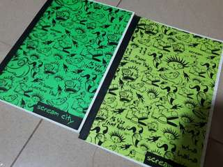 [Brand New]A5 Exercise Books