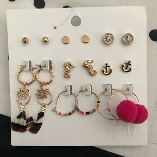 HnM Earrings