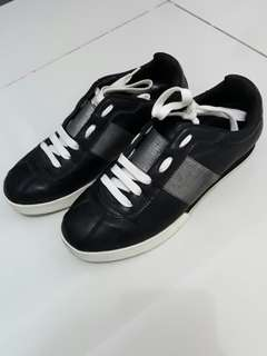 CHARLES&KEITH Leather Sneakers