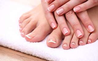 Classic Manicure and Pedicure with Foot Soak for 1 Person (2 Sessions)