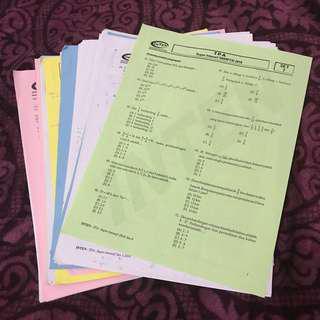 900++ Latihan soal prosus inten TKPA : TPA, Matematika dasar, bahasa indonesia, bahasa inggris SBMPTN