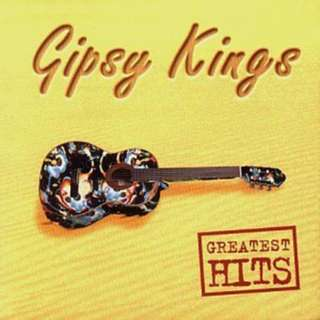 2nd Copy CD Europe Pressing Gipsy Kings ‎Greatest Hits