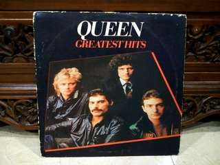 Lp...Vinyl...Queen - Greatest Hits