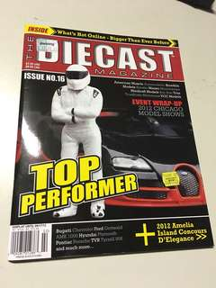 Diecast magazine issue 16.