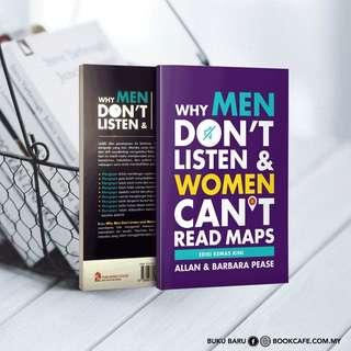 Why Men Don't Listen & Women Can't Read Maps (Edisi Bahasa Melayu)