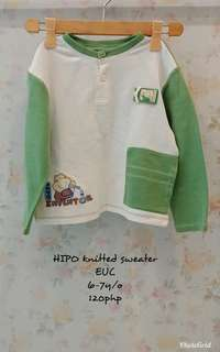 HIPO knitted sweater
