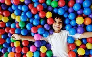 Pirate Land Indoor Playground Admission for 1 Child (Weekdays)