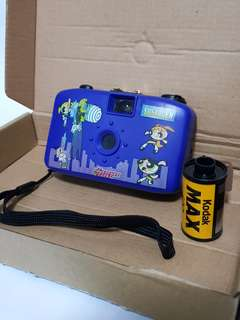 Powerpuff girls Camera