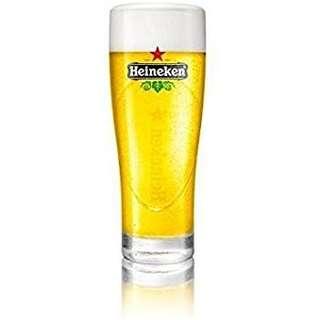 🚚 Alcohol glass (Heineken Full pint)