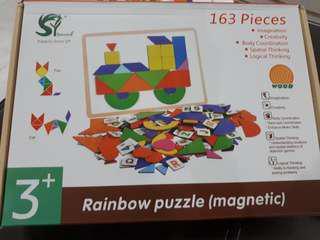 Creative Magnetic Puzzle