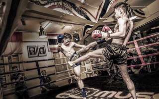 4 Classes of 90-Minute Muay Thai for 1 Person