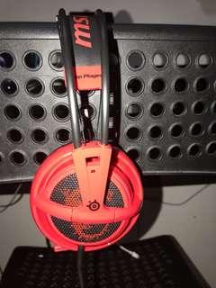 Steelseries Siberia 200 x MSI Gaming headset