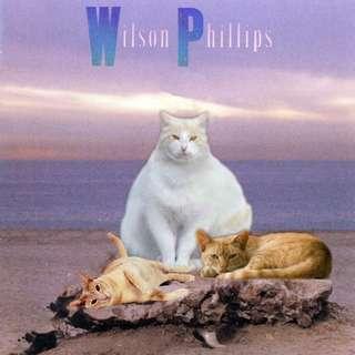 CD UK Wilson Phillips – Wilson Phillips SELF TITLED DEBUT