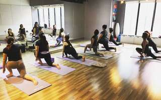 1-Month Unlimited Yoga Pass for 1 Person