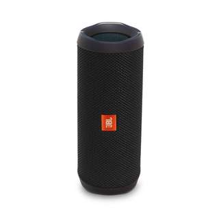 JBL Flip 3 Waterproof Portable Bluetooth Speaker (Black)