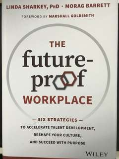 Future proof workplace