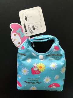 🚚 My Melody Recycling Bag (with handle and G)