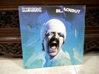 Lp...Vinyl... Scorpions - Black Out