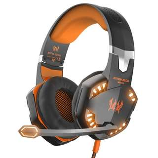 271.G2000 Helmet Headset Gaming Headphone