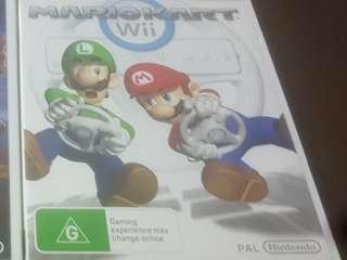 Mario Kart Wii (Australian disc PAL)